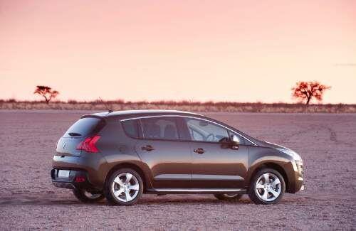 Padtoets: Peugeot 3008