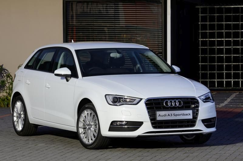 Launched: Audi A3 Sportback