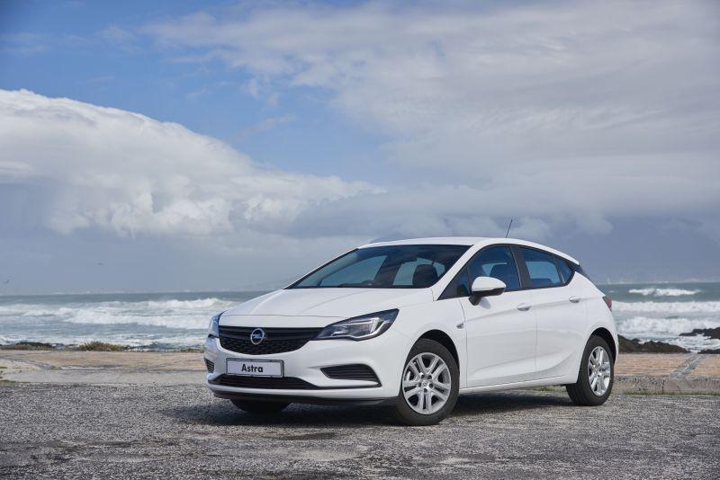Pad toets: Opel Astra 1-liter