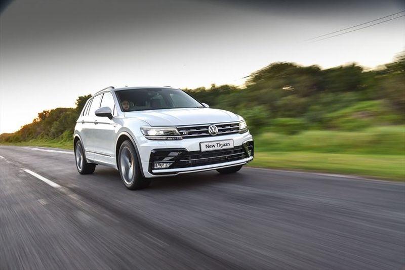 Tested: Volkswagen Tiguan 1.4 TSI