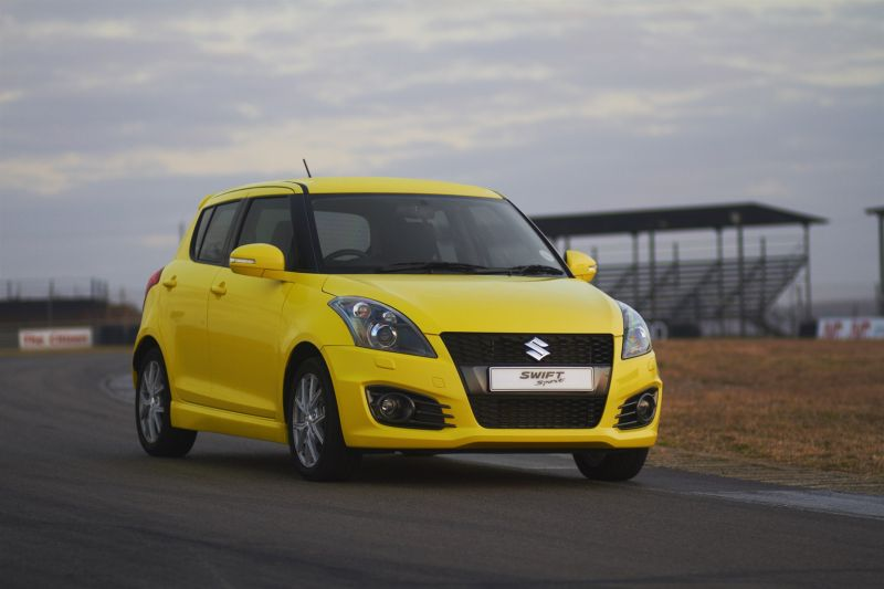 Tested: Suzuki Swift Sport