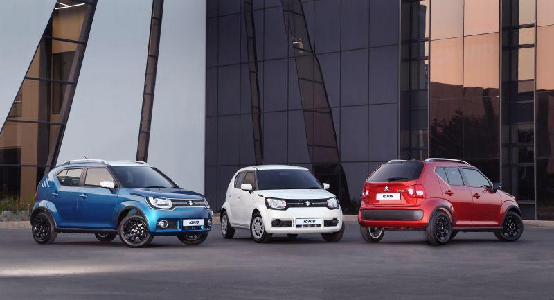 Launched: Suzuki Ignis
