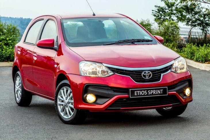 Bekendstelling: Toyota Etios Sprint