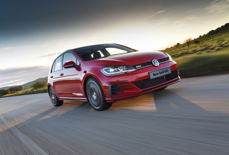 Launched: VW Golf & GTi
