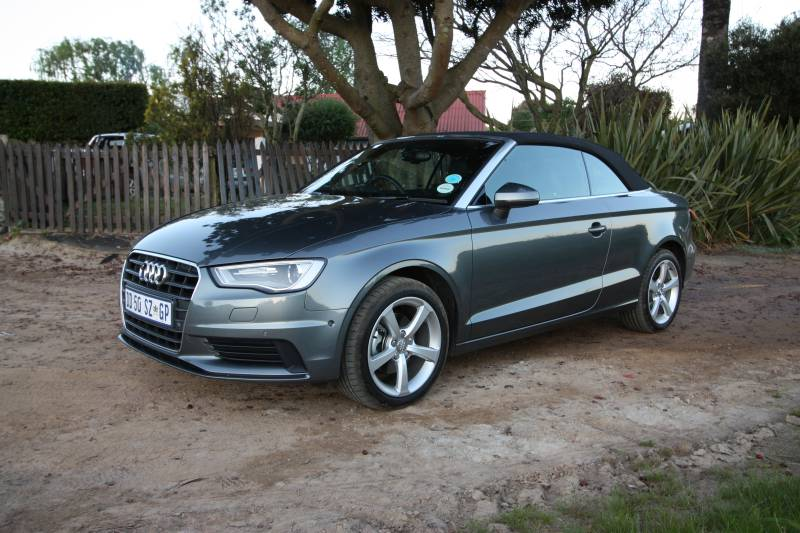 Tested: Audi A3 Cabrio