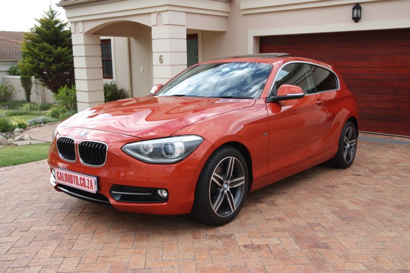 Tested: BMW 125i Coupe Sport