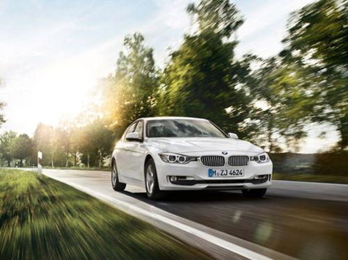Padtoets: BMW 316i