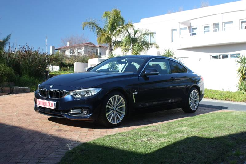 Tested: BMW 420i Coupe