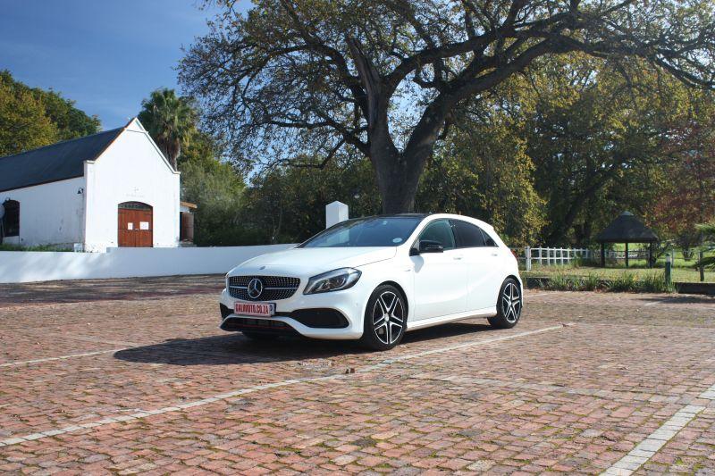 Tested: Mercedes-Benz A250 Sport