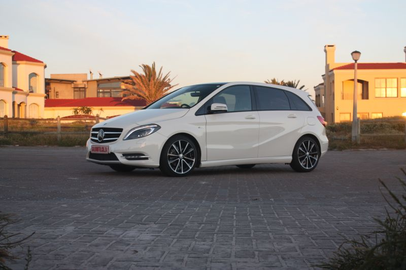Tested: 2012 Mercedes-Benz B200 BE