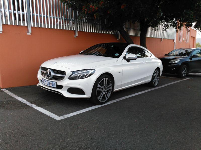 Tested: Mercedes-Benz C300 Coupé Edition 1