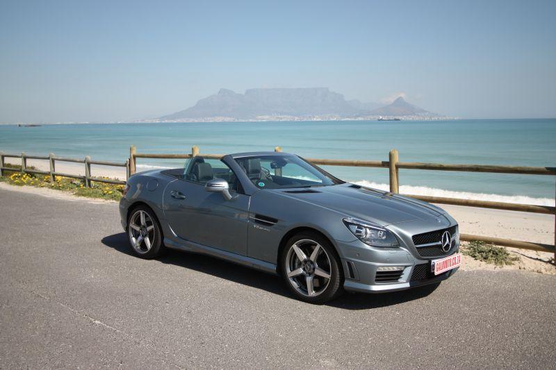 Tested 2012 Mercedes Benz Slk55 Amg Namwheels