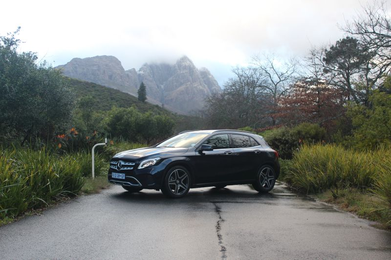 Sprint Review: Mercedes-Benz GLA220d 4Matic AMG Line