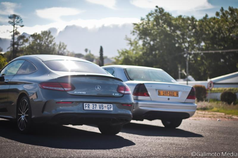 C43 AMG: old vs new – NamWheels