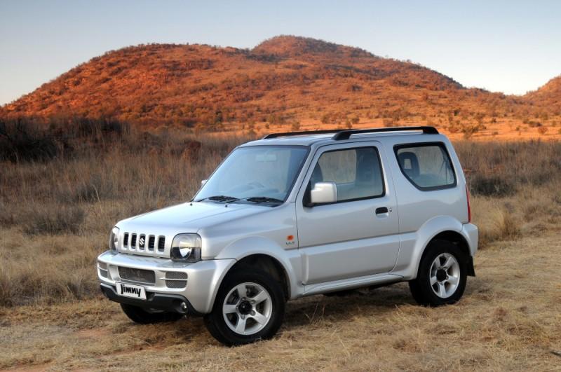 Lineage: Suzuki Jimny