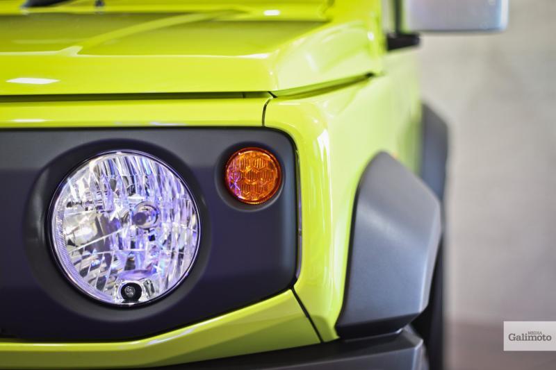 JohannesburgFestival of Motoring launch report: Suzuki Jimny