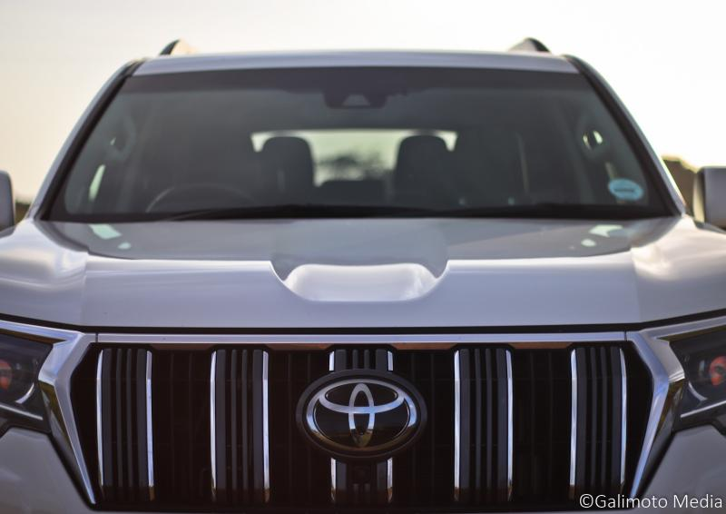 Padtoets: 2018 Toyota Prado Land Cruiser VX-L