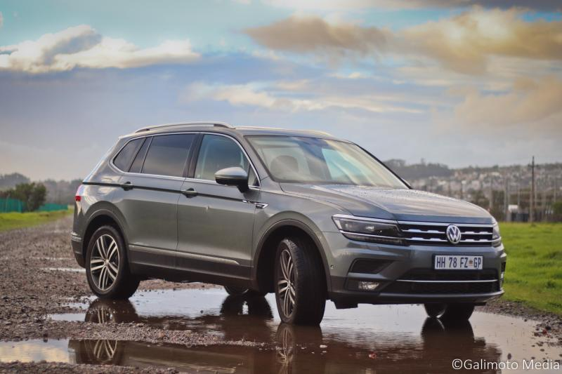 Padtoets: 2018 Volkswagen Tiguan Allspace