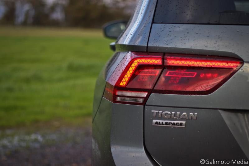 Sprint Review: Volkswagen Tiguan Allspace 2.0TSi 162kW 4Motion Highline