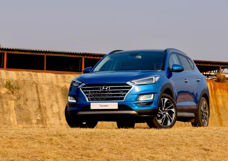 Launch Report: 2018 Hyundai Creta & Tucson Facelift