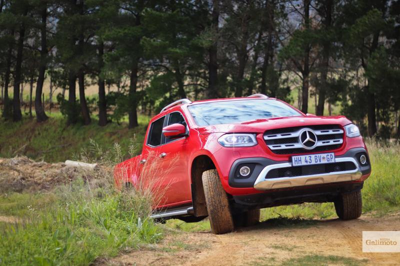 Sprint Review: Mercedes-Benz X250d bakkie