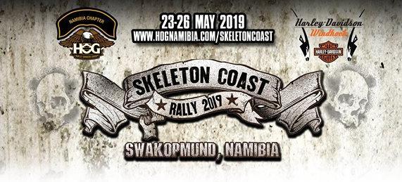Skeleton Coast Rally 2019