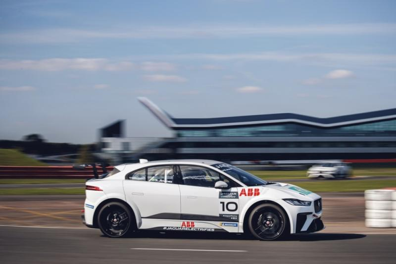 NEW DRIVERS CONFIRMED FOR JAGUAR I-PACE eTROPHY SERIES