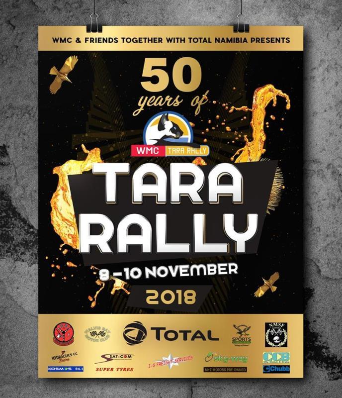 WMC Tara Rally with TOTAL – 50th Birthday
