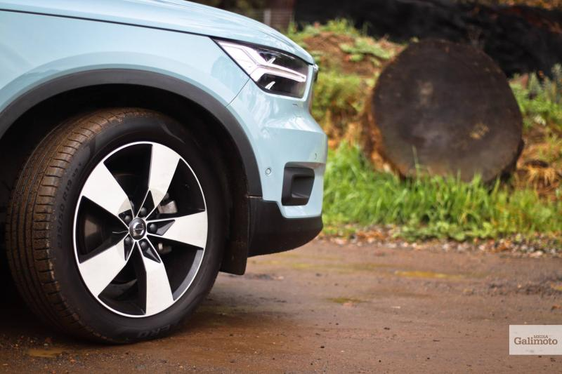 Tested: 2018 Volvo XC40 D4 Momentum