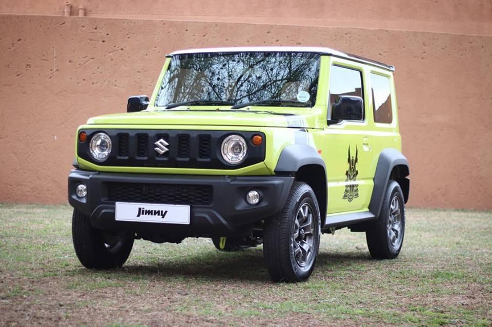 Launch report: 2018 Suzuki Jimny