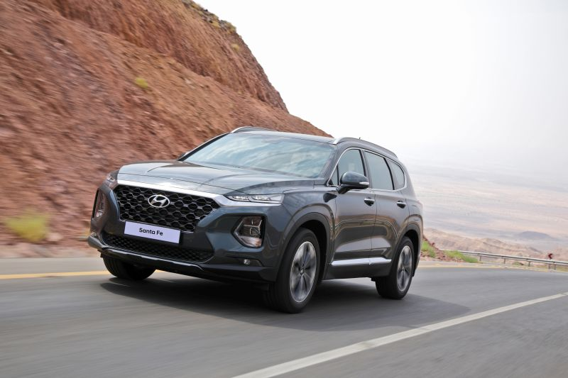 Launch Report: 2018 Hyundai Santa Fe