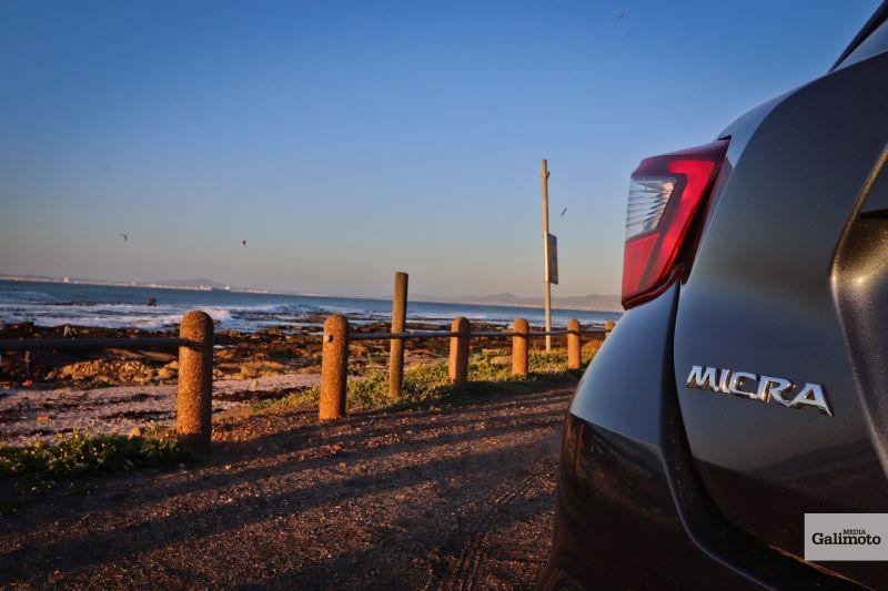 Padtoets: 2018 Nissan Micra Acenta Plus