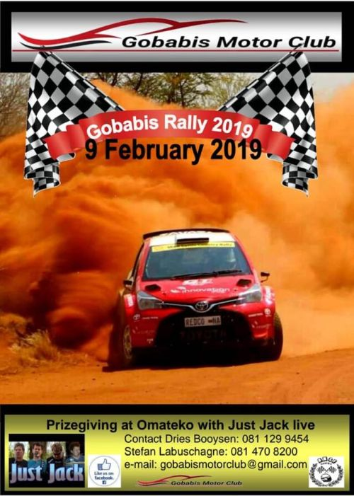 Gobabis Rally 2019