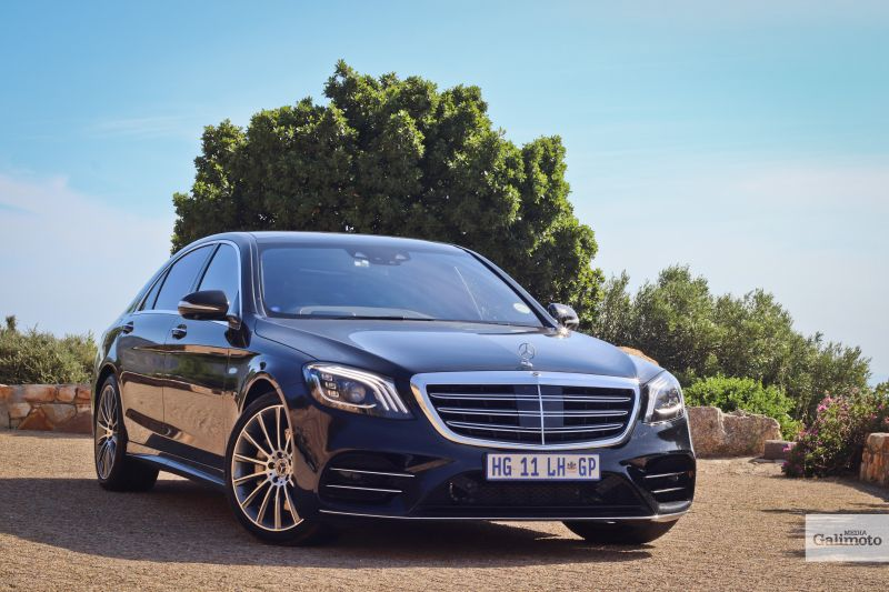 Tested: 2018 Mercedes-Benz S560 AMG Line