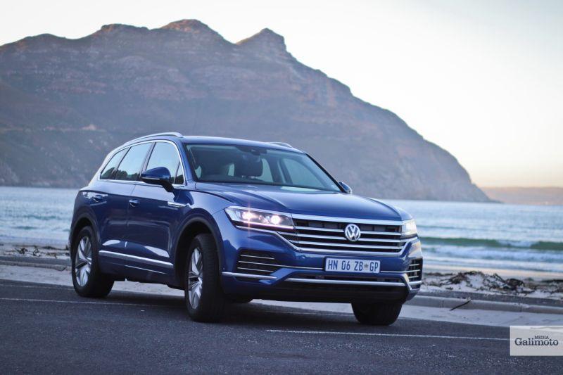 Tested: 2018 Volkswagen Touareg V6 TDi Luxury