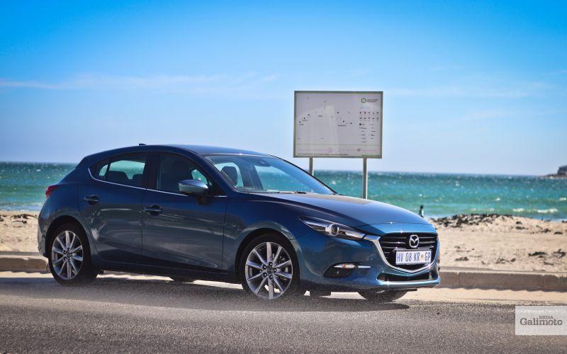 Padtoets: 2018 Mazda 2.0 Astina Plus Outomaties