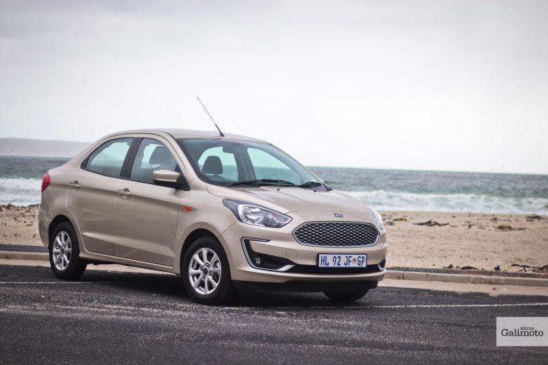 Padtoets: 2018 Ford Figo sedan