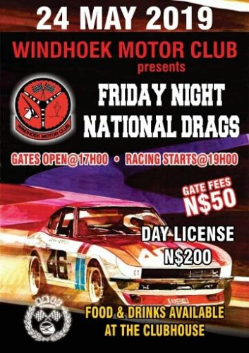 Friday Night National DRAGS