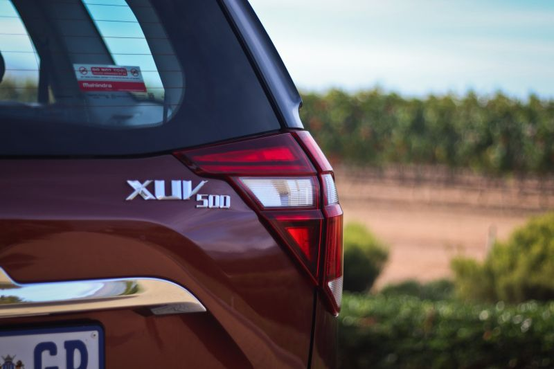 Sprint Review: 2019 Mahindra XUV500 2.2 CRDe W10
