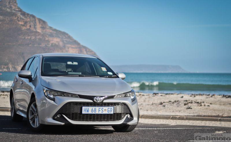 Padtoets(e): 2019 Toyota Corolla 1.2T Xs 6MT en Toyota Corolla 1.2T Xs 10Xr