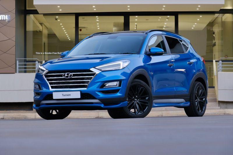 First Drive: 2019 Hyundai Tucson Sport