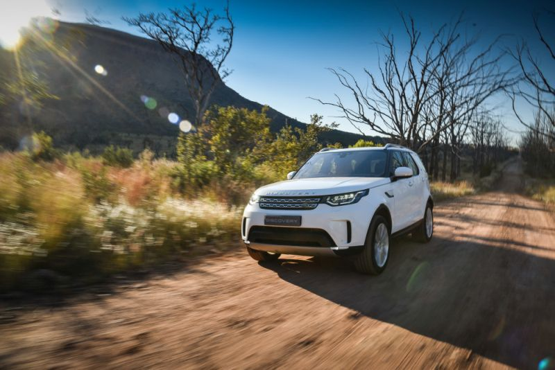 Tested: 2019 Land Rover Discovery Td6