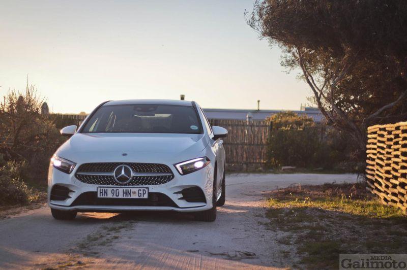 Padtoets: 2019 Mercedes-Benz A200 (AMG-Line)