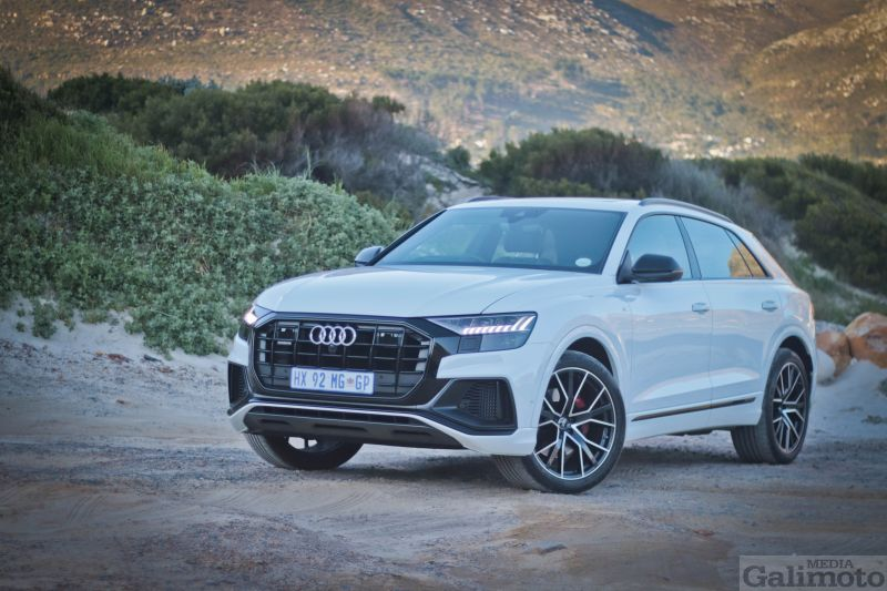 Padtoets: 2019 Audi Q8 55 TFSi