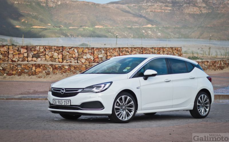 Sprint Review: 2019 Opel Astra 1.6T Sport OPC Line
